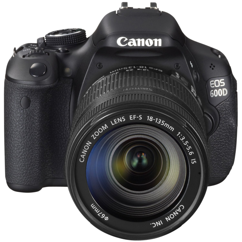 Die Canon EOS 600D und was dazu passt