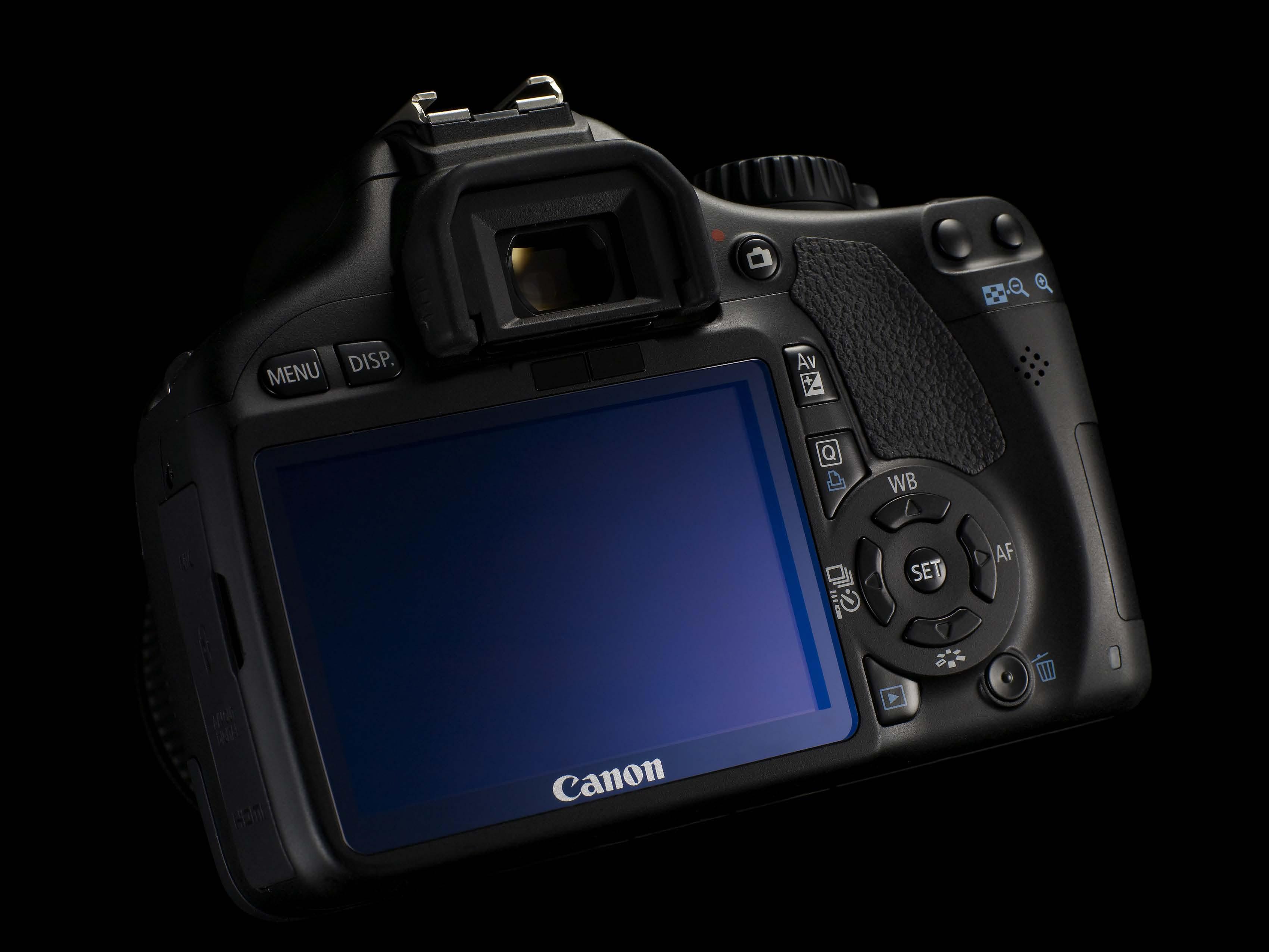 Canon 600D – 550D oder 500D