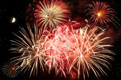 Wie man an Silvester ein Feuerwerk fotografiert
