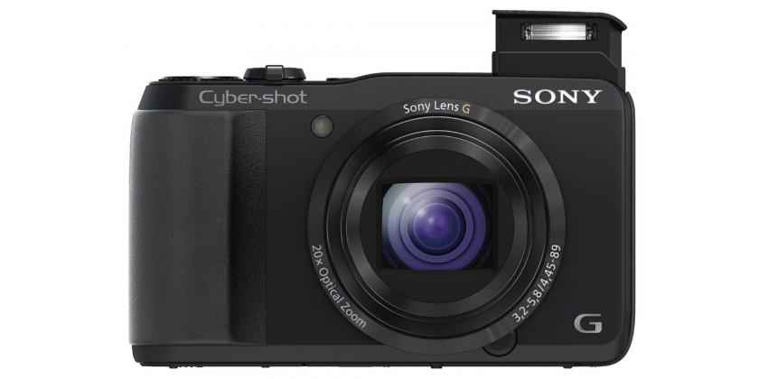 Kompakte Digitalkamera für den Urlaub